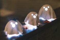 Ghost Tealights