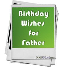 Your father should be your hero in the real life, your star in fiction. Remind him that you love him by some of birthday wishes for dad.