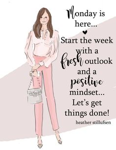 be positive Nice demure & sensible look. Positive Quotes For Women, Positive Thoughts, Positive Vibes, Girly Quotes, Cute Quotes, Motivational Quotes, Inspirational Quotes, Organic Hair Care, Good Morning Quotes