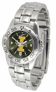 Idaho Vandals - University Of Sport Steel Band Ano-chrome - Ladies - Women's College Watches by Sports Memorabilia. $59.95. Makes a Great Gift!. Idaho Vandals - University Of Sport Steel Band Ano-chrome - Ladies