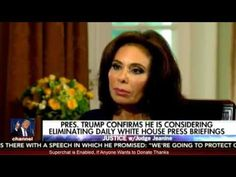 Finally!!! Donald Trump Interview With Judge Jeanine ( FULL VIDEO ) - YouTube