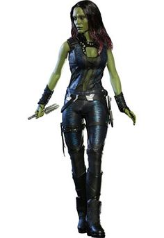 #GuardiansOfTheGalaxy Gamora 12-Inch Action Figure - Midtown Comics