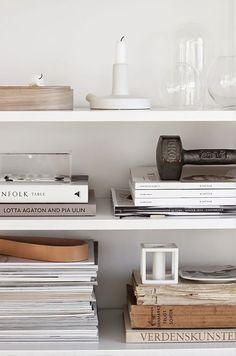 Inspiring homes : Scandinavian Love Song - Only Deco Love