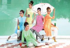 Kayseria Summer Dresses 2013 for Women and Girls 013 | FashionInStep.Com