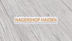 Logo Nagershop Haiden WebdesignLand Logo Design, Shops, Logos, Salzburg Austria, Advertising Agency, Tents, Logo, Retail Stores