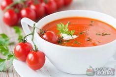 Receita de Creme de tomate especial em receitas de molhos e cremes, veja essa e outras receitas aqui!