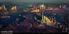 Could Sydney look like this in 2050?