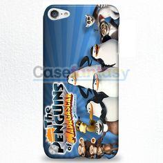 The Penguins Of Madagascar iPod Touch 5 Case | casefantasy