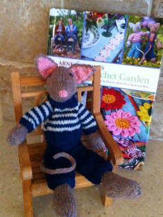 Ravelry: Magnus Garden Mouse pattern by Arne & Carlos