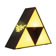 The Legend of Zelda - Triforce Light - ZiNG Pop Culture