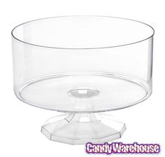 Just found Clear Plastic Trifle Candy Container - Small @CandyWarehouse, Thanks for the #CandyAssist!