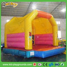 Inflatable Jump Toy