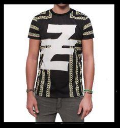 Tshirt catene oro - Zen