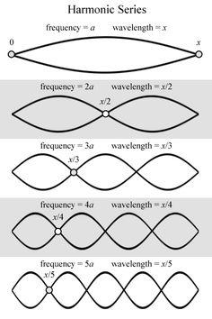 harmonic dissonice | Implications of the Harmonic Series for Harmony (Perfect Intervals ...