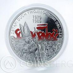 warrior Poland 2010 the Battle of Grunwald 10 PLN silver coin