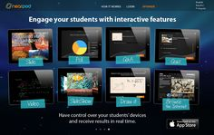 Explore Nearpod, an all-in-one solution for the synchronized use of iPads in the classroom.