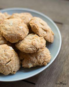 Coconut flour ANZAC biscuits