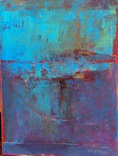 Jim Pittman 'A Secret Place' acrylic on canvas,... - blue crow cafe
