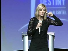 '' Spiritual warfare '' # 4 - Part 2- Pastor Paula White - 10/27/13 (9.00Refuse to ever say anything negative about anyone that you don't have spiritual authority to speak into their life! Pastor Paula White brilliant as always!  If you don't have anything good to say, don't say anything at all!