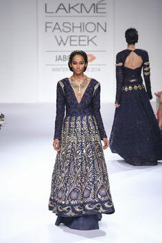 LFW'14: Jade by Monica & Karishma  #lakmefashionweek