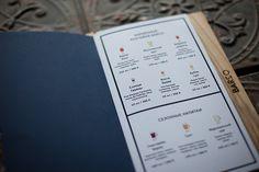 Barco restaurant branding and interior design