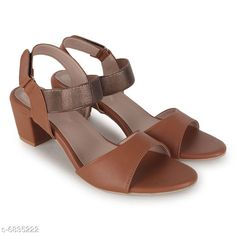 Others Bella Toes Women Block Heels Sandals_905 Tan Material: Syntethic Leather Sole Material: PU Sizes:  IND-7 IND-6 IND-8 IND-3 IND-5 IND-4 Country of Origin: India Sizes Available: IND-8, IND-3, IND-4, IND-5, IND-6, IND-7   Catalog Rating: ★4.1 (1205)  Catalog Name: Modern Graceful Women Heels & Sandals CatalogID_1090967 C75-SC1061 Code: 045-6835222-999