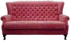 czerwona sofa chesterfield, red chesterfield, pluszowa sofachesterfield, velvet chesterfield,skórzana, skin, styl angielski, red, sofa chesterfield, armchair ,  karmazyn, ceglana, perpur , sofa uszak   sofa_uszak_07.jpg (900×558)