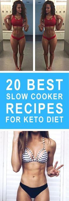 Crockpot recipes for Keto diet.