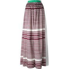 Maison Rabih Kayrouz maxi skirt