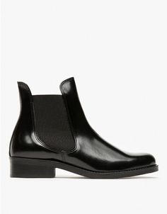 Need Supply Sue Shine Ankle Boots- in Black