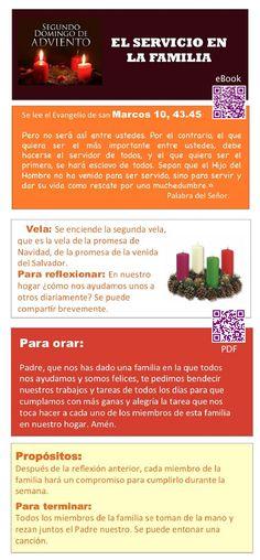 Segundo Domingo de Adviento - #Adviento en Familia - La #reflexión y la #oración  (PDF) http://famv.in/OC-Adviento-pdf (ebook) http://famv.in/OC-Adviento-ebook