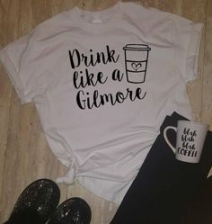 fe301346fe Excited to share the latest addition to my #etsy shop: Drink Like A Gilmore