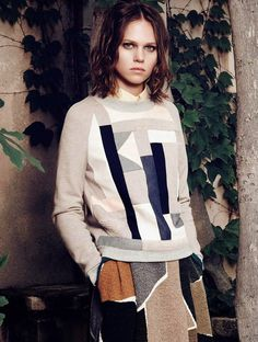 Missoni Fall Winter 2014 Editorial