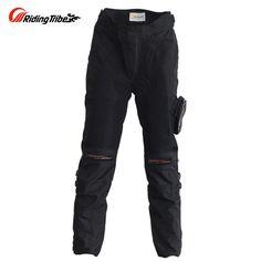 62.48$  Watch now - http://aliend.worldwells.pw/go.php?t=32728532984 - Motorcycle Pants Motocicleta Motocross Pants Equipment Motociclismo Pantalon Moto Trousers Hommes Men HP02A Ring Pants Gear