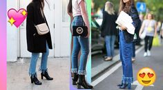 SS16 LATEST TREND: Fringe Jeans. Fashion blogger