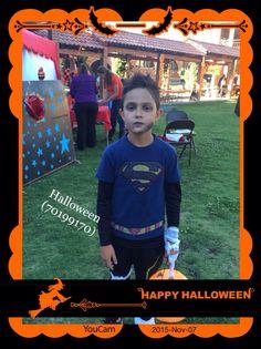 Halloween( centro de estética Lily )