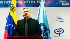 Tarek William Saab realizó rueda de prensa en Carabobo #DerechosHumanos #TarekWilliamSaab Human Rights, Reunions, Wheels