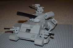 The Armoury • Space Marines
