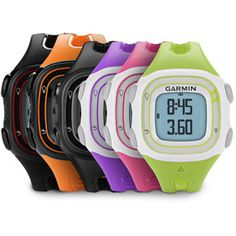 Garmin Forerunner 10 Watch, ( Assorted Colors) If anyone would like to get me a nice present.  Here it is...