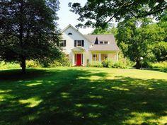 c. 1800 New England Farmhouse