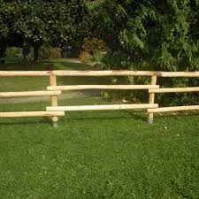 Risultati immagini per staccionate in legno di castagno