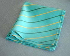 DIY pocket squares