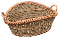 Lovely oval wicker laundry basket with a thick roll top weave and external handles. Laundry Sorter, Laundry Hamper, Cottage Roll, Hazelwood Home, House Doctor, Light In The Dark, Wicker, Rolls, Weaving