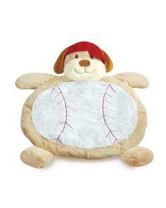 Perfect for a baseball nursery