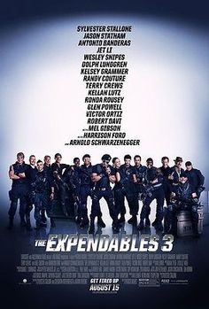 The Expendables 3 (DVD, 2014) - EXCLUSIVE DEAL! BUY NOW ONLY $6.29