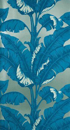 Papier peint La Havane (Nobilis)
