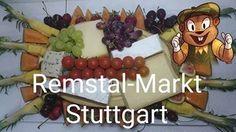 Obst- Käseplatte