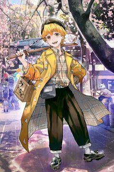 Demon Slayer: Kimetsu No Yaiba manga online Me Anime, Fanarts Anime, Anime Angel, Anime Demon, Anime Guys, Anime Characters, Manga Anime, Anime Art, Akira