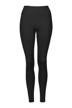 """Y"" High-Rise Ankle Leggings by Ivy Park - Pants & Leggings - Clothing - Topshop USA"