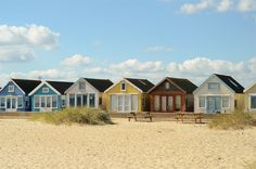 beach huts germany - Google zoeken